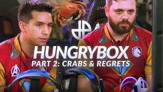 Hungrybox: Crabs & Regrets (Ep.2) - A Smash God Documentary