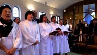 Mihoby ny fanahiko FFPM543  Culte célébration 25 ans Fpma Cergy