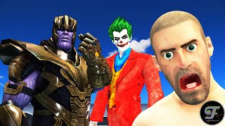 Download lagu JOKER TEAM Vs THANOS | Full Version | PUBG Animation