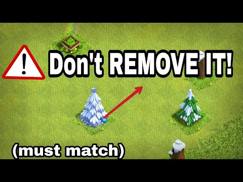 Removing Xmas tree 2017 new what we get - clash of Clans