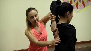 Видеоурок по йоге. Выпуск 9