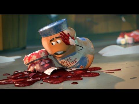 SAUSAGE PARTY - ES GEHT UM DIE WURST - Trailer - Ab 6.10.2016 im Kino! from YouTube · Duration:  2 minutes 28 seconds