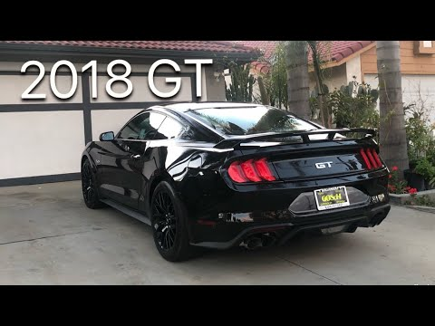 CASHED OUT ON A 2018 MUSTANG GT!