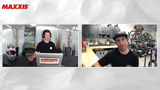 Tyler McCaul talks tires, racing and burritos - Crankworx Connect