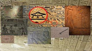 Инопланетные иероглифы в Египте. Сам не понял и Вас запутаю!