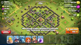Meine arme Beute! [Auflösung Challenge] - Clash of Clans #044 [Deutsch/German]