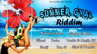 Download Lagu Stephy Ft. Fern - Summer Gyal Riddim (Nuchie Records) July 2012 Raw mp3