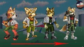 L'histoire de Fox McCloud