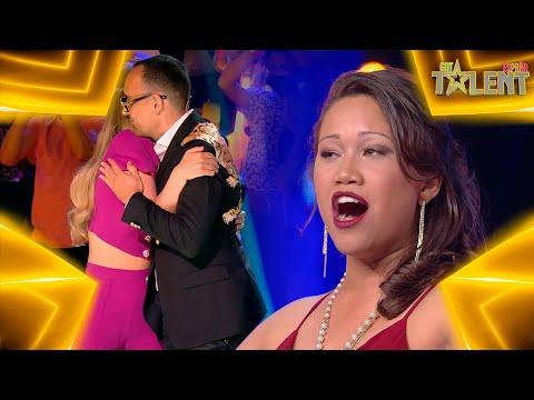 Esta ENFERMERA triunfa cantándole a todos LOS ABUELOS | Audiciones 2 | Got Talent España 7 (2021)