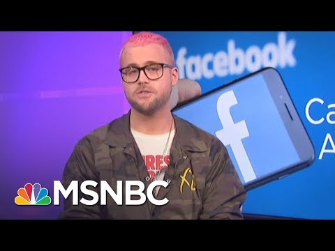 Cambridge Analytica Scandal Rocks Already Rattled President Trump World | Rachel Maddow | MSNBC