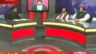 Pakistan TV-show - Kalima Shahada erased from Ahmadiyya Muslim mosque 2/2
