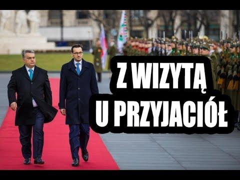 Premier Mateusz Morawiecki w Budapeszcie: Grupa Wyszehradzka jest kluczową częścią UE!