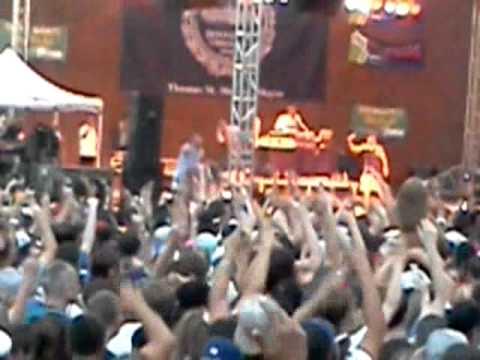 "Mac Miller LIVE @ BOSTON CITY HALL ""Donald Trump"