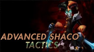 Nightblue3 - ADVANCED SHACO TACTIC
