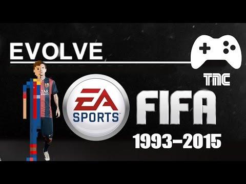 Evolve - EA SPORT FIFA 1993 - 2015