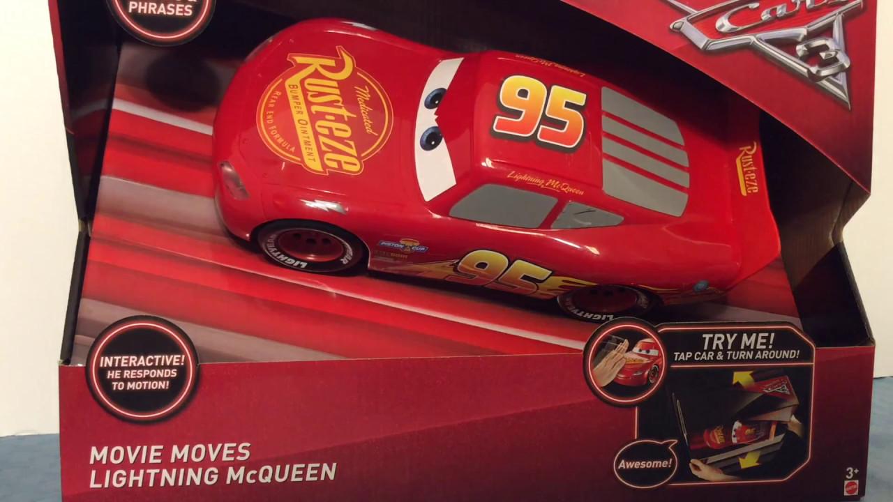 Cars 3 Movie Moves Talking Lightning McQueen with Flashing Lights & Cars 3 Movie Moves Talking Lightning McQueen with Flashing Lights ... azcodes.com