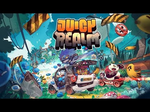 Juicy Realm Gameplay Impressions - THE SEED BEARING PLANTS ARE ATTACKING