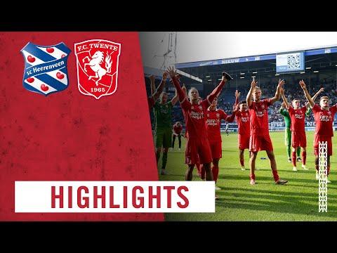 Heerenveen Twente Goals And Highlights