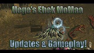 Path of Exile Act 4: Hegemony's Ebek MoMaa L84 Update! Now with Pierce!