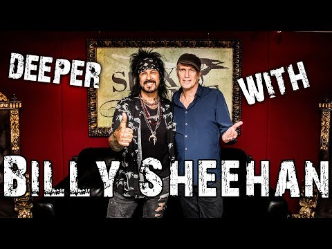 Deeper With Billy Sheehan (Mr. Big & The Winery Dogs)