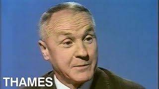 Bill Shankly interview | Liverpool football club | Scotland | 1976