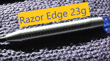 Phillicious! Extra cooles Video zum unboxing der Red Dragon Razor Edge 23g Steeldarts