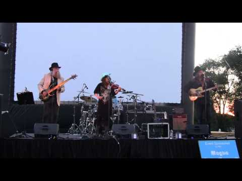 The Green Grapes Band At Magna Music In the Park 6/27/14
