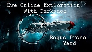 Eve Online exploration: rogue Drone Yard
