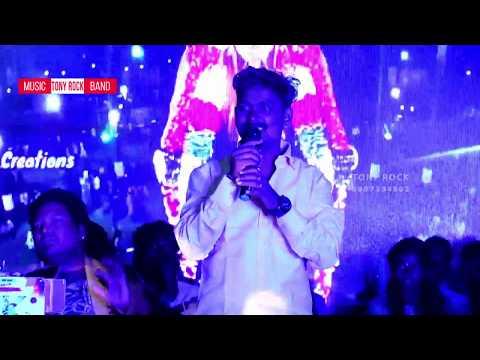 CHENNAI GANA SUDHAKAR DR AMBEDKAR SONG With TONY ROCK MUSIC BAND LIVE