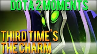 Dota 2 Moments - Third Time