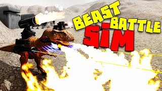 Welcome to Beast Battle Simulator! Beast Battle Simulator is a phys...