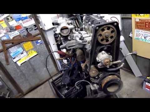 Daewoo Lanos Engine (GM Family-1 Engine) Autopsy Pt2 - YouTube