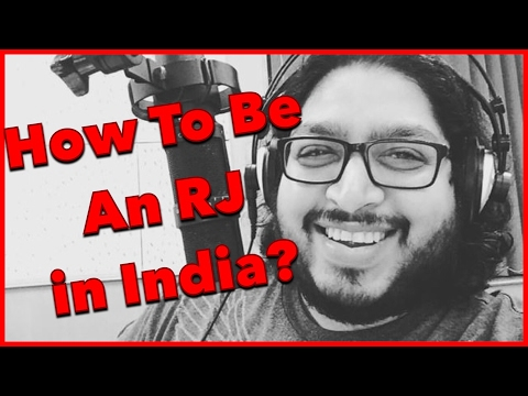 How To Become A Radio Jockey / On Air DJ in India?