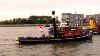 """Dampfschlepper Parade  """" Dordt in Stoom 2012 """" , 9 von 14"""