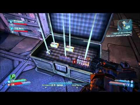 Let's Play Together - Borderlands 2 - Psycho Pack DLC - 9 -Das Menü! |