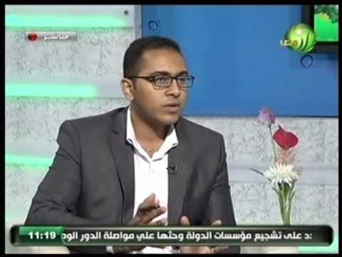 لقاء الدكتور محي عبد السلام الخبير الاقتصادي في اللون الأخضر 21 4 2016
