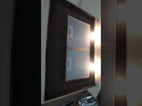 Вытяжка Perfelli K 6122 BL Wood LED