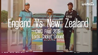 Centerstage @ Cricket World Cup 2019: The Final Frontier