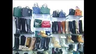 Реклама. Магазин женской обуви