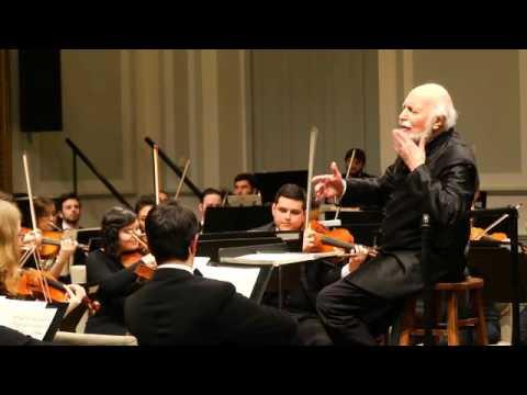 RECREATING DVOŘÁK'S CZECH DAY CONCERT: Three Slavonic Dances mp3