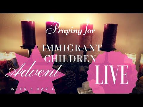 Prayer For Immigrant Children