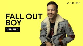 """Fall Out Boy """"Young And Menace"""" Official Lyrics & Meaning 