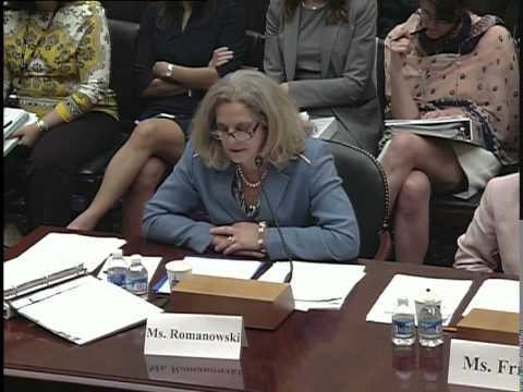 Coordinator Romanowski's Testimony on FY 2016 Budget Request for Europe and Eurasia