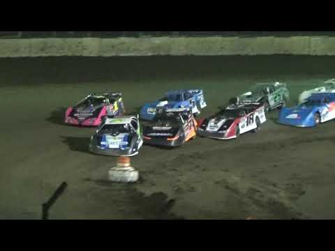 2018 LaSalle Speedway Thaw Brawl Friday Feature Full Race Highlights