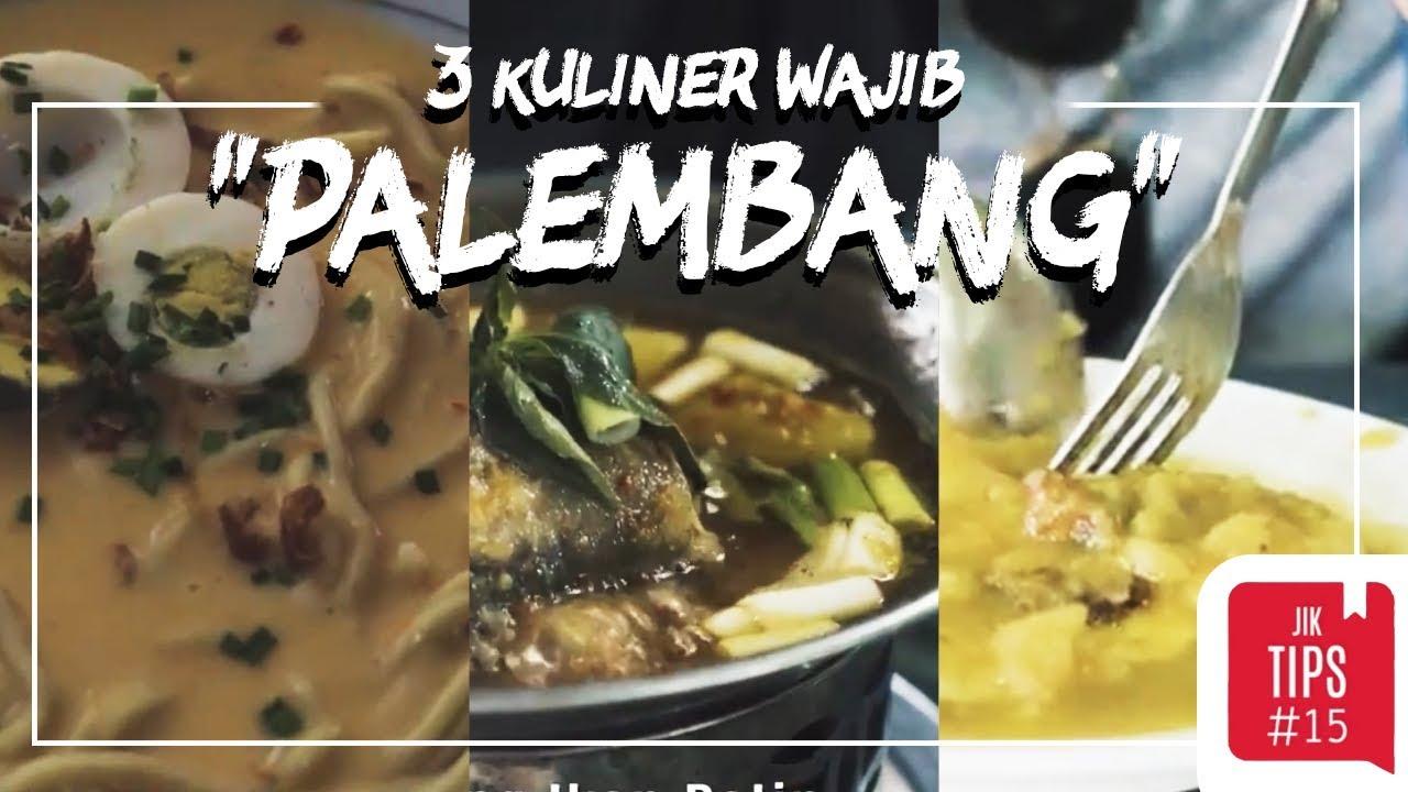 Jurnal Indonesia Kaya 3 Kuliner Palembang Yang Wajib Dicoba Selain Pempek