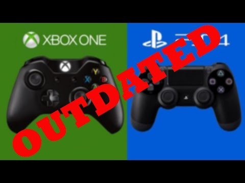 So Just How Outdated Are The PS4/Xbox One? Take A Look...