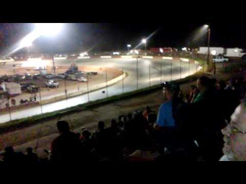 4/15/2017 Senoia Raceway Super Latemodel Feature Race