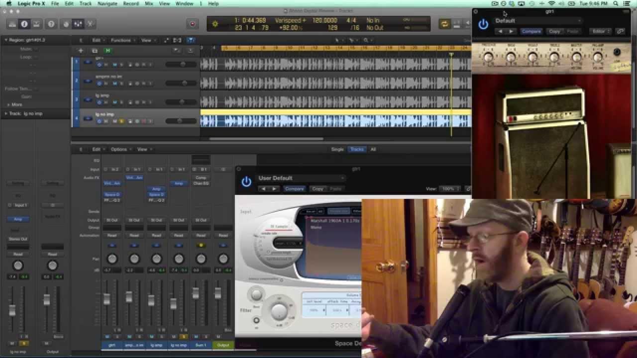 Rosen Digital Amp Cabinet Impulse Responses for Electric Guitar ...