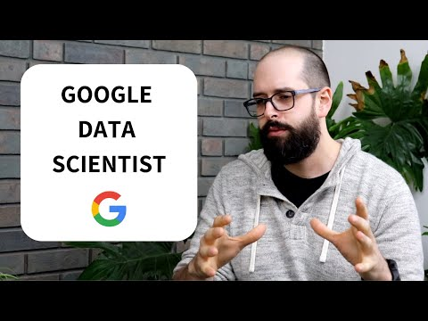 Real Talk With Google Data Scientist (with A PhD In Physics)