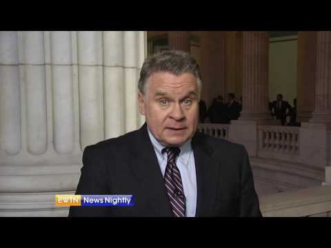 Rep. Chris Smith talks about the new session of Congress